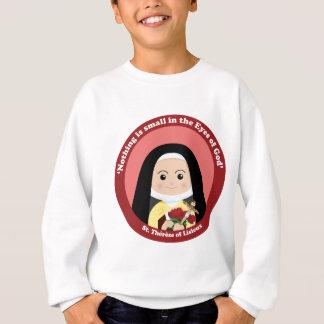 St. Thérèse von Lisieux Sweatshirt