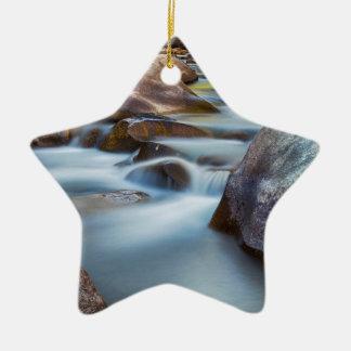 St_Vrain_Streaming Keramik Stern-Ornament
