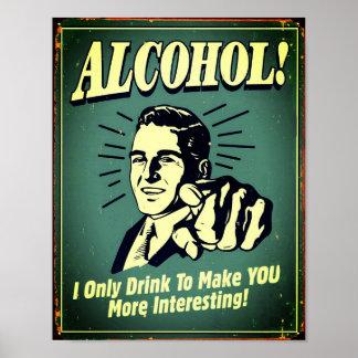 Stab Alcohol Für Dekoration der Kneipe