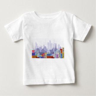 Stadt Baby T-shirt