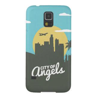 Stadt Engel kaum dort des Samsung-Galaxie-Kastens Hülle Fürs Galaxy S5