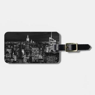 Stadt-Entwurf Gepäckanhänger
