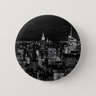 Stadt-Entwurf Runder Button 5,1 Cm