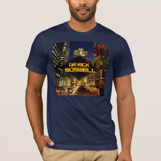 Stadt-Leben T-Shirt