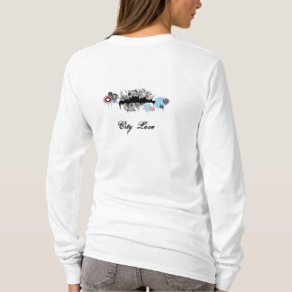 Stadt-Liebhaber T-Shirt