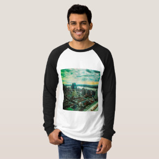 Stadt-Skyline T-Shirt