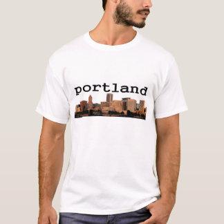 Stadt von Portland T-Shirt