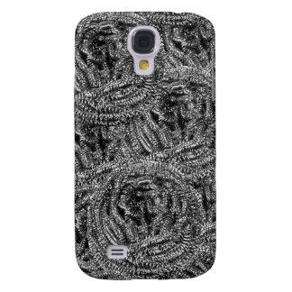 Stahldraht-Wollen iPhone 3G Speck-Kasten Galaxy S4 Hülle