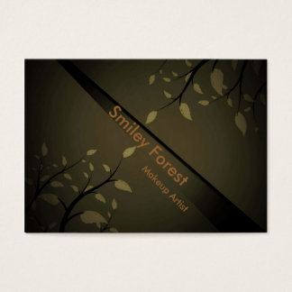 Standard_Steel_patterns_leaves_coffee_design Visitenkarte