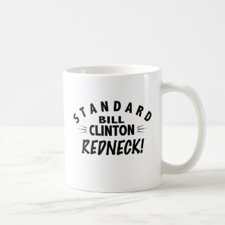 Standardbill clinton Redneck - Bill Clinton Kaffeetasse