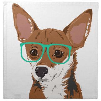 Stanley die Chihuahuamischung Serviette