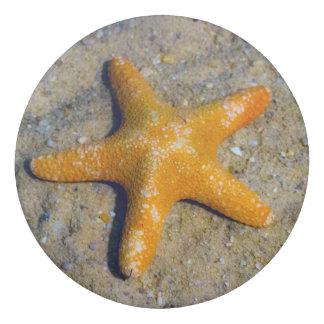 Starfish im Sand Radiergummi 1
