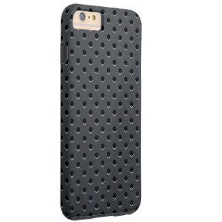 Starkes Kohlenstoff-Faser-verstärktes Polymer Tough iPhone 6 Plus Hülle