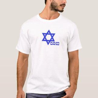 Starruhm mit einem jüdischen Stern T-Shirt
