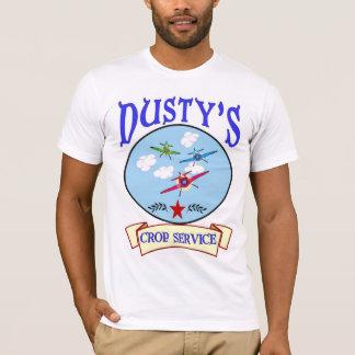 Staubiger Ernte-Service T-Shirt