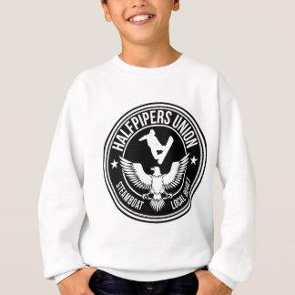 Steamboathalfpipers-Gewerkschaft Sweatshirt