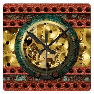 Steampunk 4B Uhr