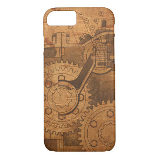 Steampunk Gang iPhone 8/7 Hülle