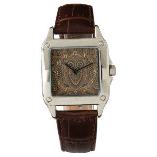 Steampunk Uhr kundenspezifischer die Vintage