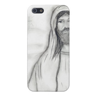 Stehender Jesus iPhone 5 Case