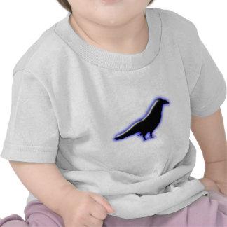 stehender Rabe standing Raven Tshirts