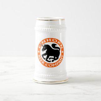 Stein Bier Einhorn Bieres Co Bierkrug