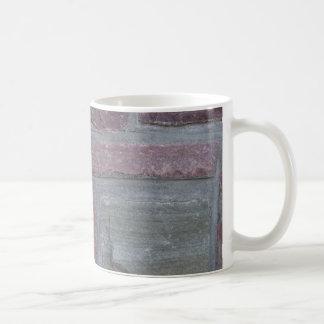 Steinwand-Thema Tasse