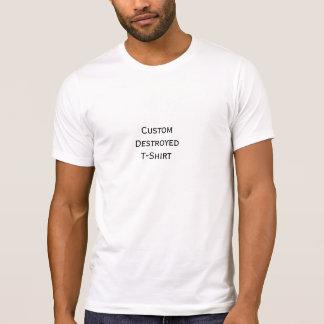 Stellen Sie den kundenspezifischen coolen T-Shirt