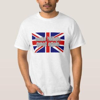 STELLEN Sie GROSSBRITANNIEN GROSSES WIEDER T-Shirt