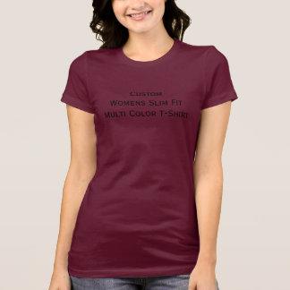 Stellen Sie Sitz-Baumwolle der kundenspezifischen T-Shirt