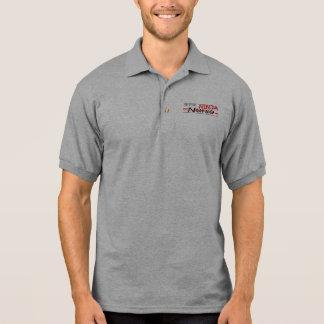 Stellenbezeichnung Ninja - Krankenschwester Polo Shirt