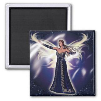 Steller Engel Quadratischer Magnet
