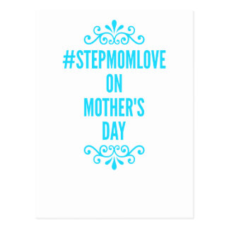 #stepmomlove Muttertag Postkarte