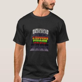 Steppers-Abteilungs-Aufnahmen T-Shirt