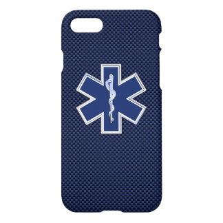 Stern der Leben-Sanitäter-Notärztlichen Bemühungen iPhone 7 Hülle