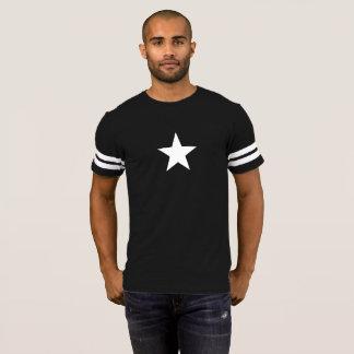 Stern-Fußball Jersey T-Shirt