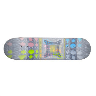Stern-Spieler - Fliegen-Teppich 19,1 Cm Old School Skateboard Deck
