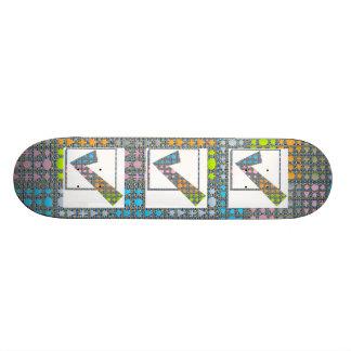 Stern-Spieler - positive Ausdrücke Skateboard Bretter