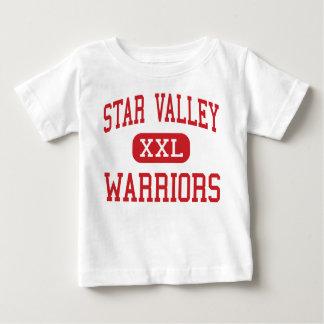 Stern-Tal - Krieger - Mitte - Afton Wyoming T-shirts