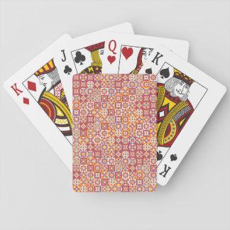 Sterne Spielkarten