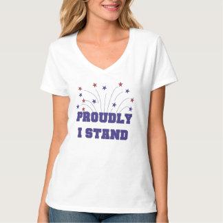 Sterne stolz stehe ich T - Shirt