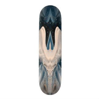 Sterne über Ägypten 18,1 Cm Old School Skateboard Deck