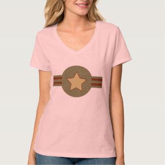 Sterne und Stangen Tshirt