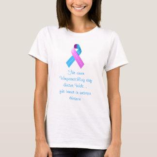 Sternenkinder Gedenkshirt für Frauen T-Shirt