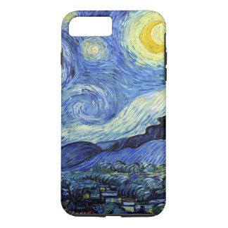 Sternenklare Nacht durch Vincent van Gogh iPhone 7 Plus Hülle