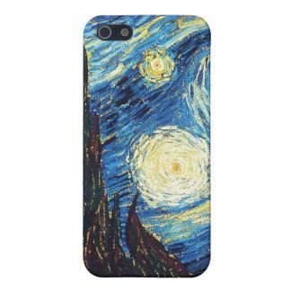 Sternenklare Nacht iPhone 5 Etui
