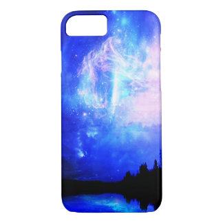 Sternenklare Nacht iPhone 7 Hülle