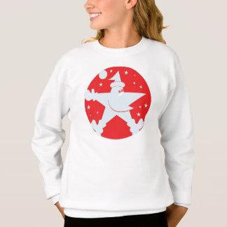 Sternenklare Nacht Sweatshirt