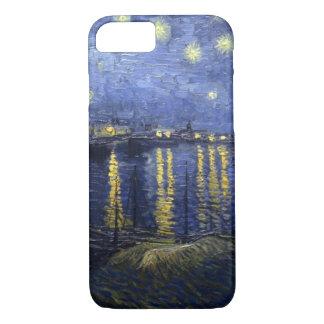 Sternenklare Nacht über dem Rhône iPhone 7 Fall iPhone 7 Hülle