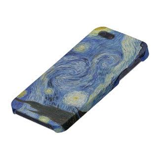 Sternenklare Nacht Van Gogh iPhone 5 Hülle
